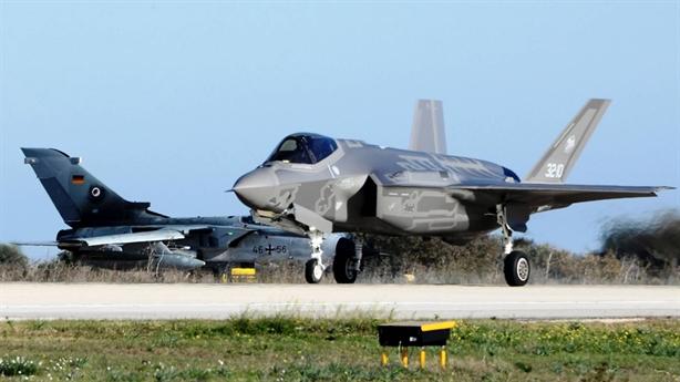 F-35 Italia chống Nga kiểu gì?