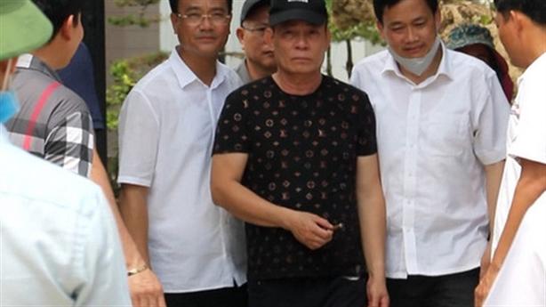 Nổ súng Nghệ An: Giây phút nghi phạm rời nhà riêng