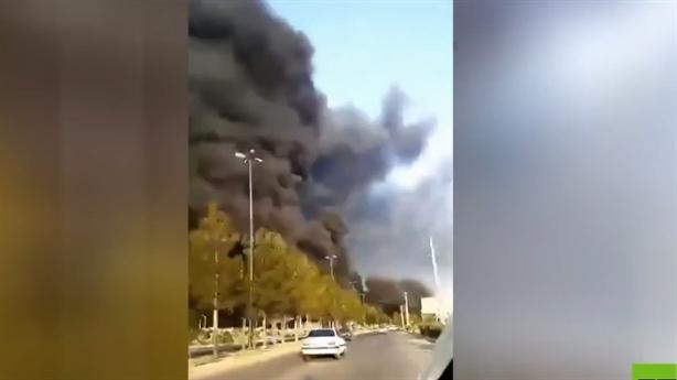 Có yếu tố Israel trong vụ nhà máy hóa chất Iran cháy?