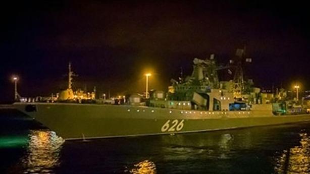 Hai vụ nổ gần căn cứ hải quân Nga ở Syria