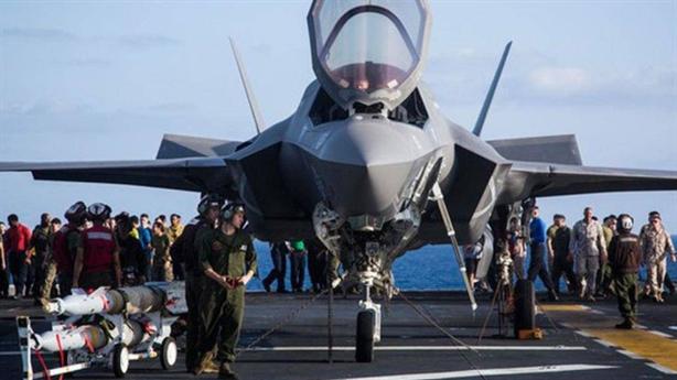 F-35B Anh kém hơn thế hệ 4 khi không kích phiến quân?