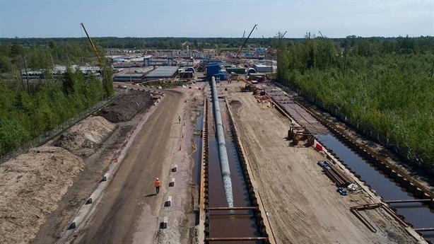 Đức vẫn tranh cãi về Nord Stream-2