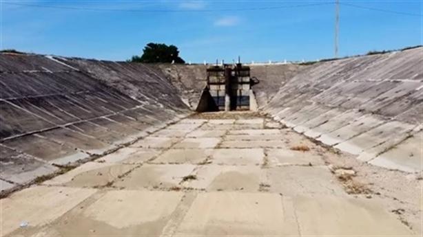 Đập giữ nước Ukraine xây dựng trước nguy cơ bị vỡ