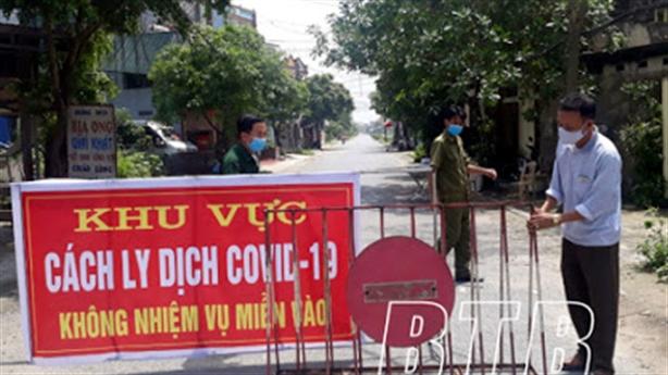 Thái Bình giãn cách xã hội, Hà Nội thêm ca nhiễm mới