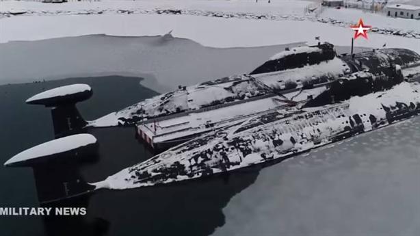 7/5: Nga nhận tàu ngầm hạt nhân bắn xa kỷ lục