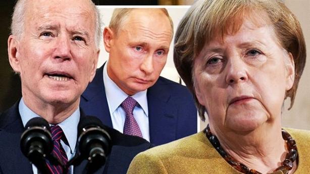 Thủ tướng Đức không nói về Nord Stream-2 trong cuộc gặp Biden