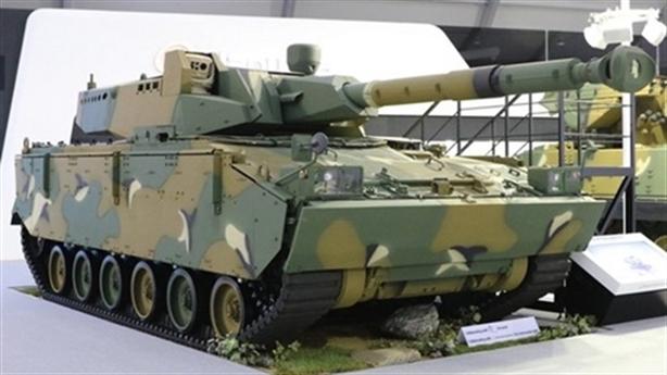 K21-105 Hàn Quốc đấu với Sprut-SDM Nga tại Ấn Độ?