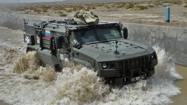 Sức mạnh dàn vũ khí mới Nga trên Quảng trường Đỏ