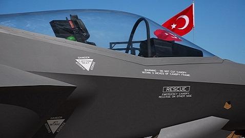 Mỹ đề nghị Thổ đối thoại về F-35: 'Họ đã động não'