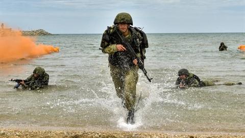Chỉ huy SBU: Nga có thể tấn công Ukraine từ 6 hướng