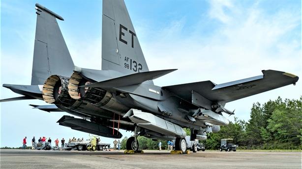 Mỹ biến F-15E thành cỗ máy xuyên thủng phòng không đối phương