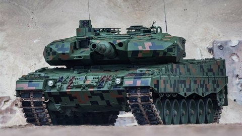 Bê bối với xe tăng