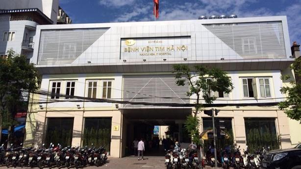 Khởi tố nguyên Phó Giám đốc Bệnh viện Tim Hà Nội