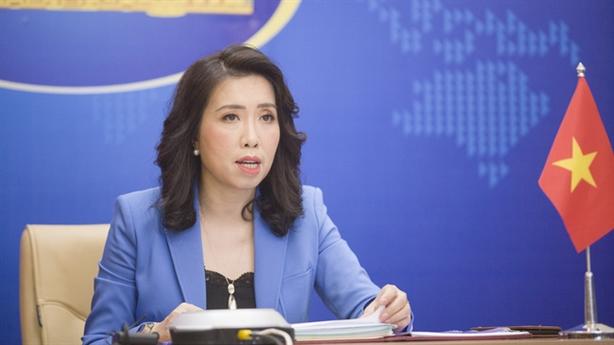 Việt Nam thông tin về hai chuyên gia Trung Quốc nhiễm Covid-19