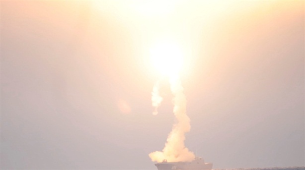 Đô đốc Gorshkov phóng thử Zircon lần cuối trước khi trang bị
