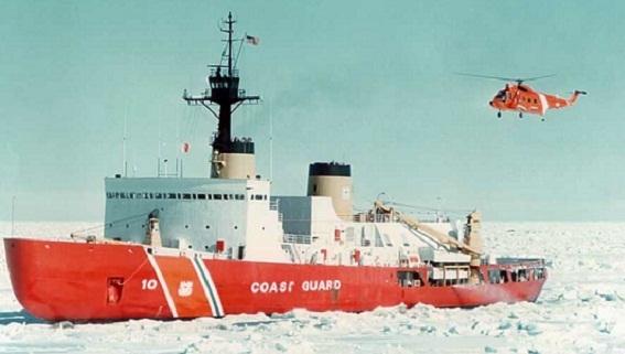 Hết cách, Mỹ thuê tàu phá băng đấu Nga ở Bắc Cực?
