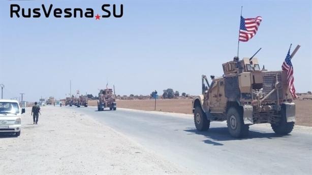 Quân cảnh Nga buộc đoàn xe Mỹ quay đầu vì vùng cấm