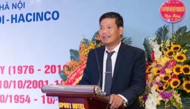 Giám đốc Hacinco bị cách chức vì vi phạm phòng chống dịch