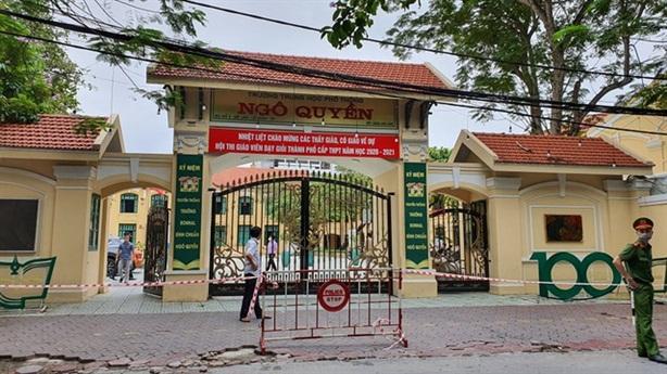 Bắc Giang thêm 63 ca nhiễm, TP.HCM phong tỏa 1 block