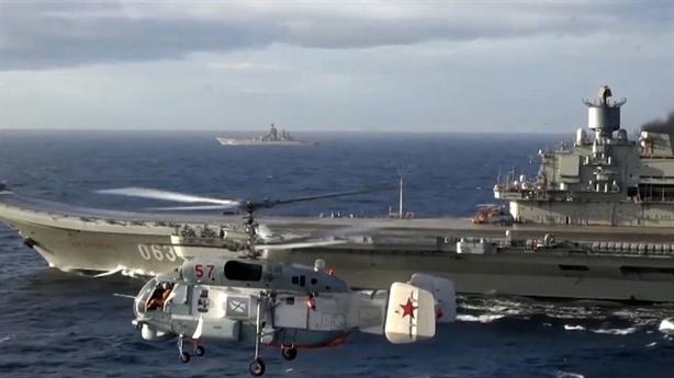 Tàu sân bay mới Nga trang bị 100 máy bay