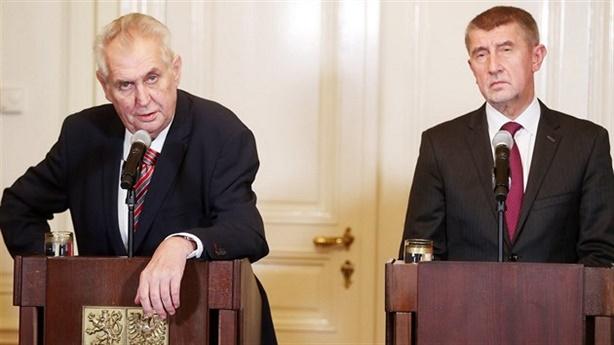 Nội bộ Séc bất an vì cáo buộc tình báo Nga
