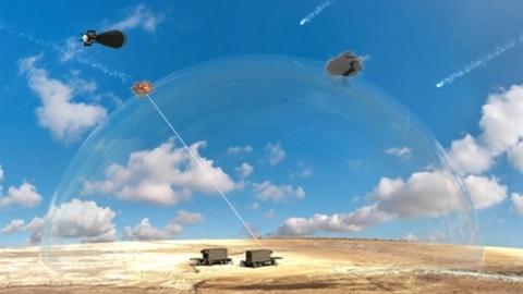 Laser chiến đấu Israel không hạ được tên lửa nào của Hamas