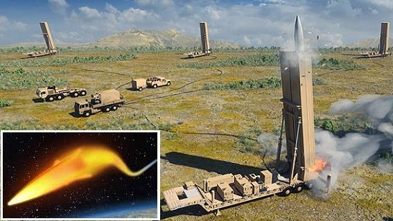 Mỹ khoe LRHW, CPS và HCSW, mình S-500 Nga 'cân' cả 3?