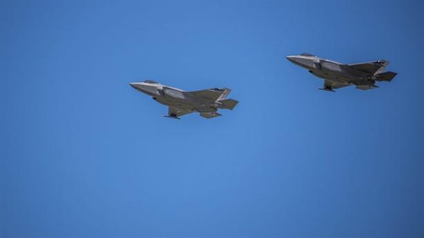 F-35 Italia lập công đầu khi ngăn chặn...An-12 Nga?