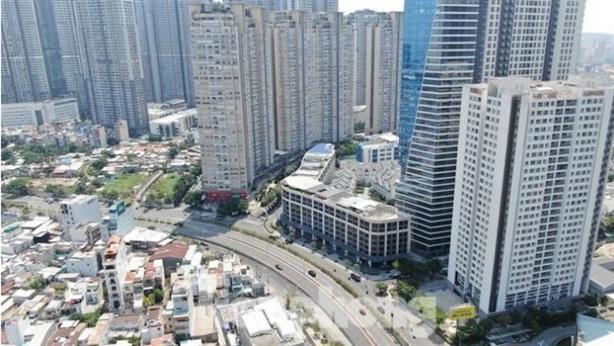 Vốn đầu tư nước ngoài 'đổ' vào bất động sản tăng mạnh