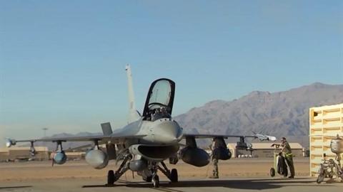 Nhu cầu F-16 tăng vọt buộc Lockheed Martin mở dây chuyền mới