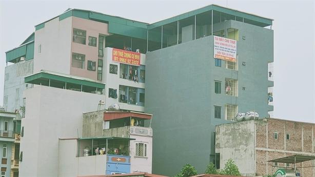 HoREA đề nghị không công nhận quyền sở hữu căn hộ mini