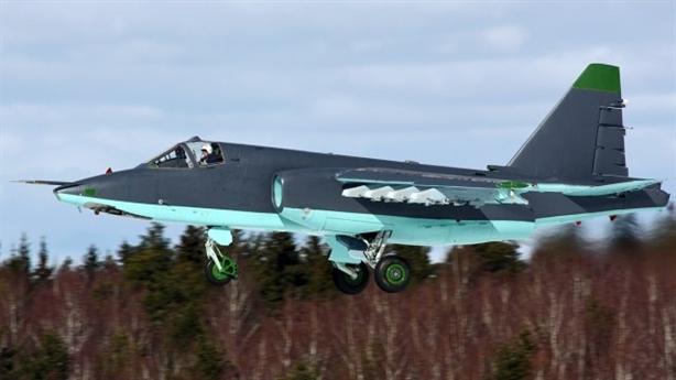 Su-25SM3 biến bom ngu thành vũ khí dẫn đường