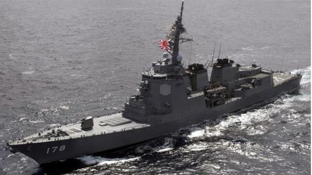 Chiến hạm Nhật sẽ mang tên lửa hành trình tầm xa?
