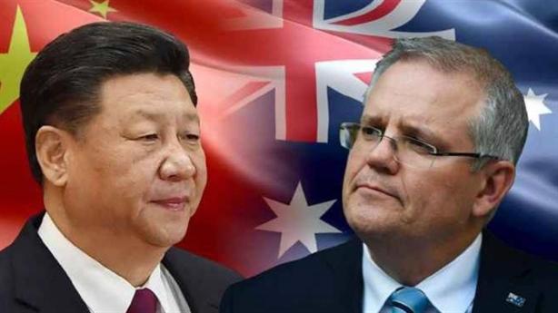 Nho Úc sang Trung Quốc tắc thông quan...