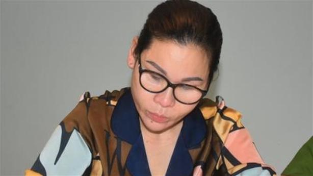 Điều tra nữ đại gia, vợ diễn viên nổi tiếng rửa tiền