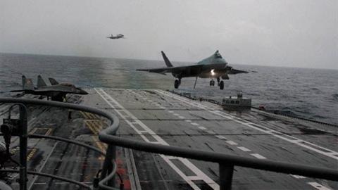 Tàu sân bay Nga có lợi thế lớn nhờ Su-57