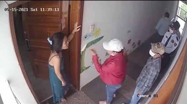 Xử lý Trưởng BQT chung cư đưa người lạ vào dọa dân