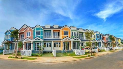 Những ngôi nhà rực rỡ, đậm chất Mỹ bên biển Phan Thiết