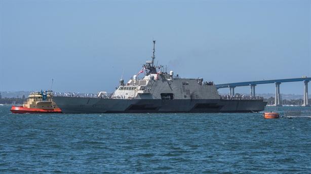 Mỹ bắt đầu loại tàu 360 triệu USD sau hơn 10 năm