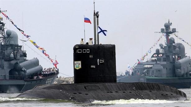 Tàu ngầm Nga cùng tên lửa Zircon bảo vệ Nord Stream-2?