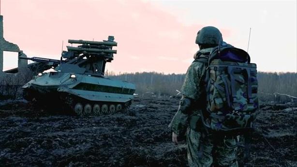 Nga sản xuất loạt những cỗ máy chiến đấu Mỹ không có