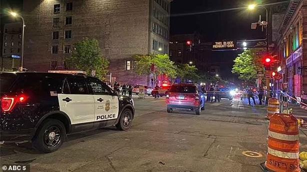Mỹ: Liên tiếp 2 vụ xả súng tại Minneapolis