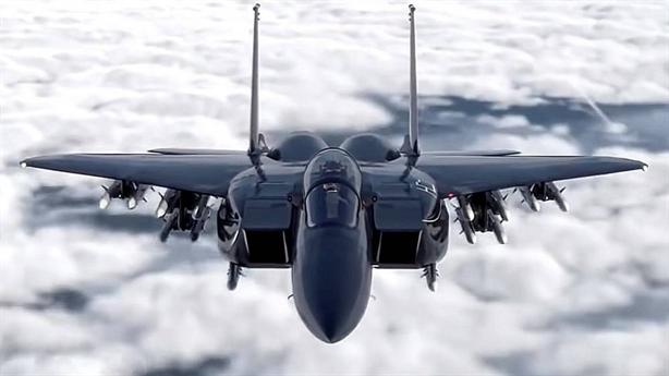 F-15EX giành chiến thắng trước đối thủ khi được điều đến Alaska