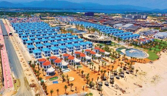 Thê thảm loạt khu nghỉ dưỡng biển