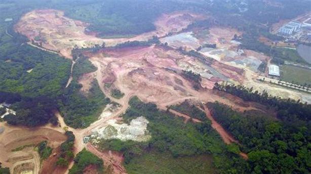Phó Thủ tướng 'lệnh' xử lý vụ biệt thự trên đất rừng