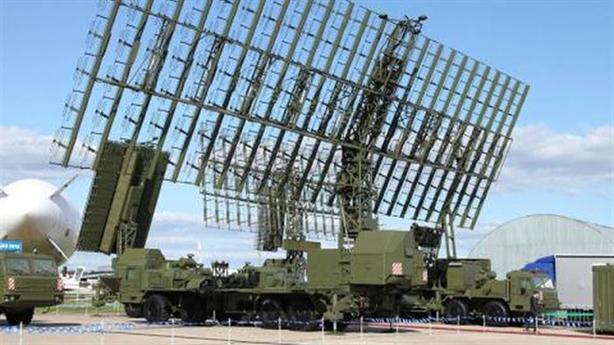 Siêu radar phát hiện F-35 cách 600km