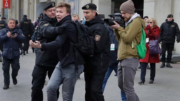 Chuyên gia nói về vụ máy bay 'bị ép' hạ xuống Minsk