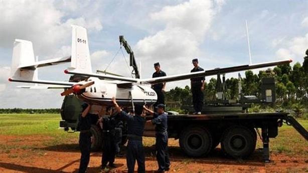 'Gốc Do thái' trong các UAV Trung Quốc