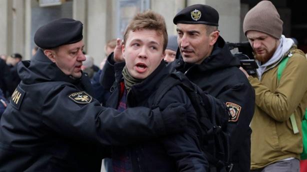 Cú ra đòn của KGB Belarus như phim hình sự