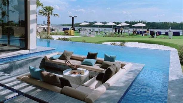 Biệt thự triệu đô giữa sân Golf chuẩn PGA tại Việt Nam